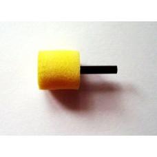Yellow Standard Foam Tips (pair)